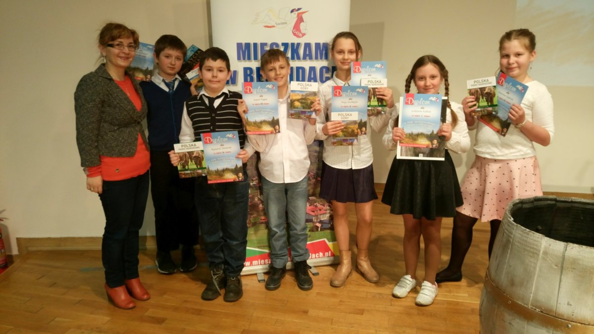 Wyniki XXIV Międzynarodowego Konkursu Plastycznego Mieszkam w Beskidach