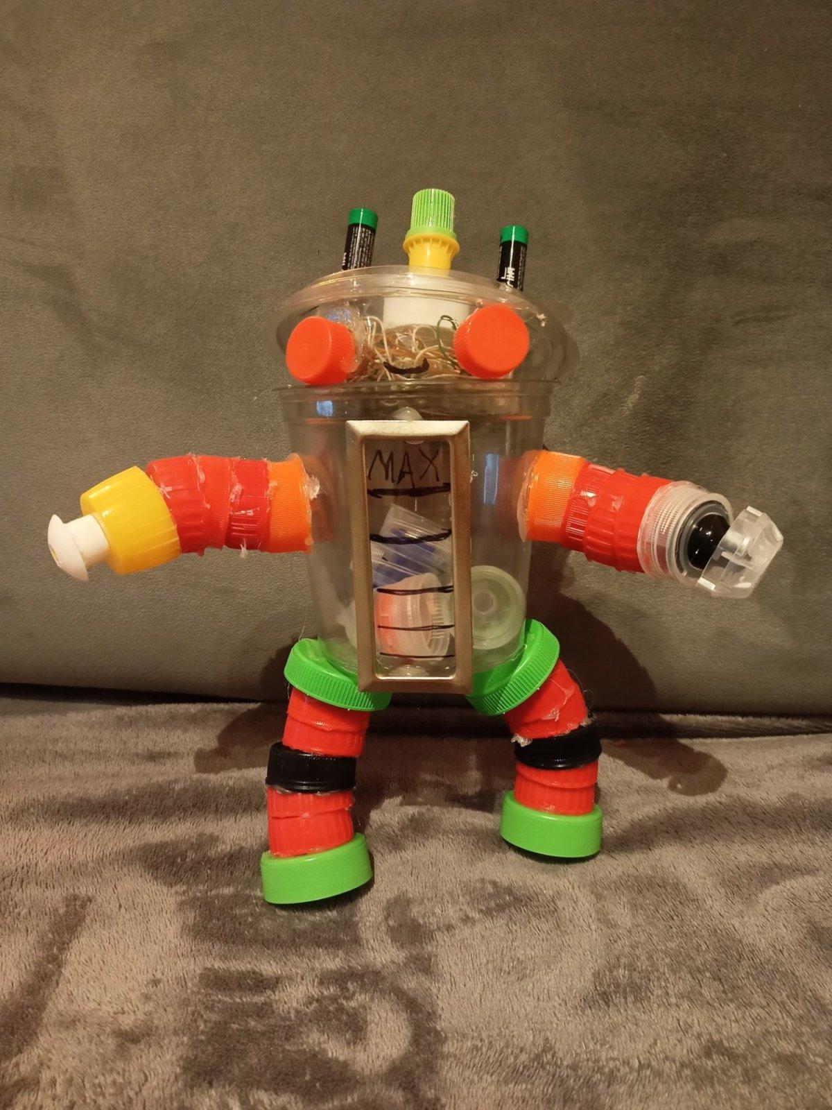 """Miejski Konkurs Ekologiczny """"Robot Ekuś"""""""