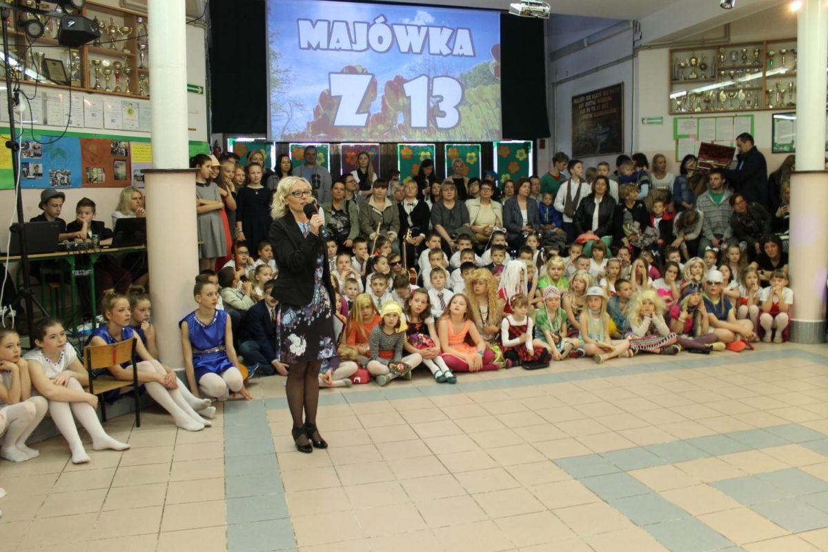 Majowe Święto Trzynastki 2015
