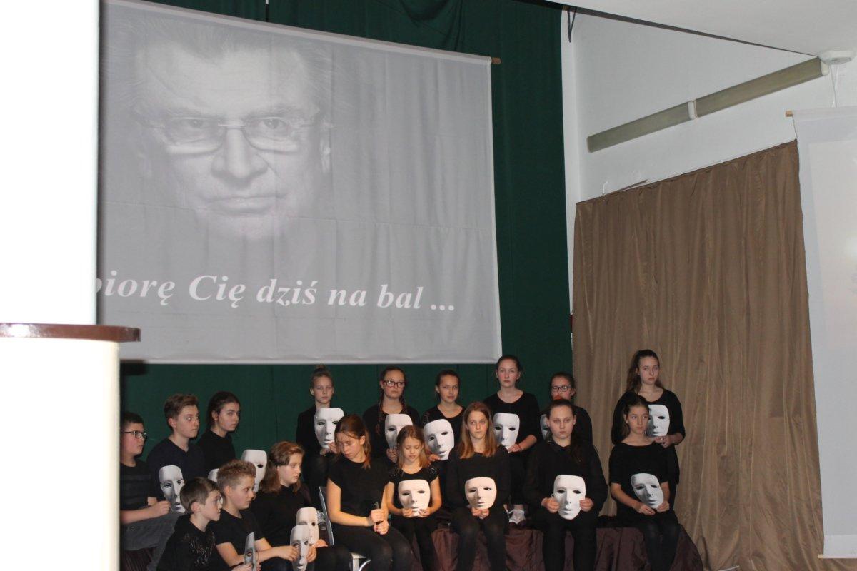 Wieczorek słowno-muzyczny poświęcony życiu i twórczości Zbigniewa Wodeckiego