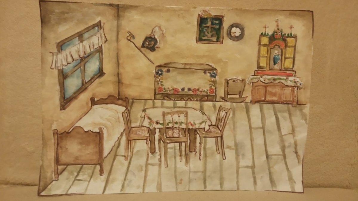 Dom moich pradziadków, dziadków, rodziców i mój