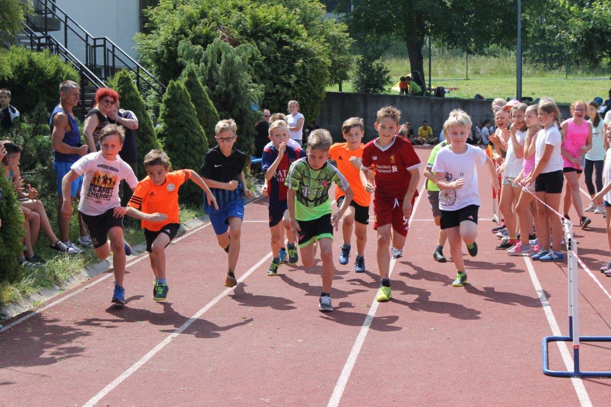 Dzień sportu w naszej szkole