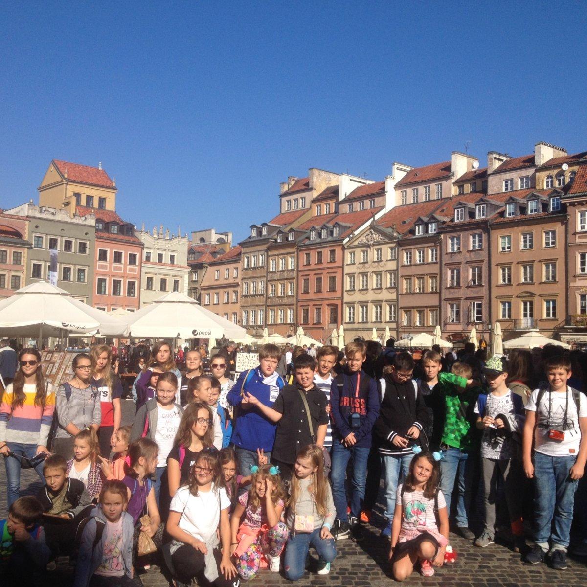 Szkolne Koło Krajoznawczo-Turystyczne w Warszawie