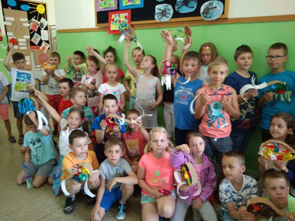 Tydzień z plastyką – warsztaty klas I-III