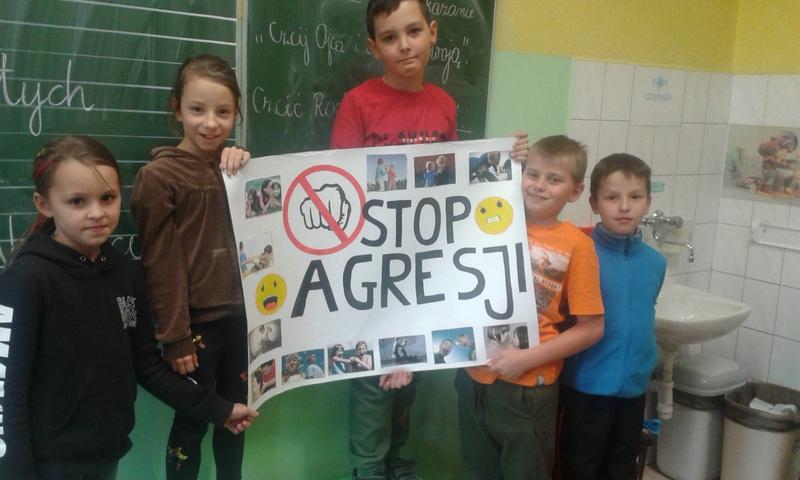 Projekt STOP AGRESJI!